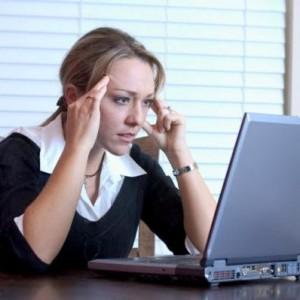 numérique stress