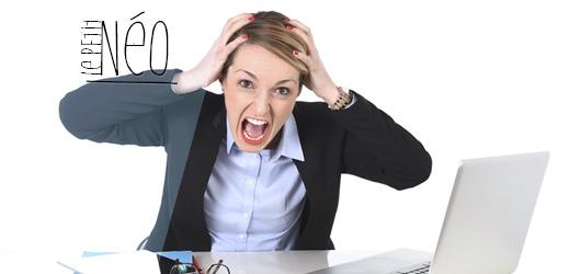 test stress au travail